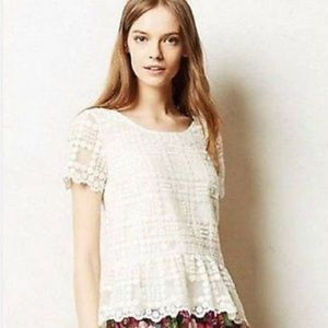 Leifsdottir Top by Anthropologie